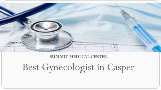 Find Best Gynecologist in Casper WY