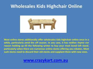 wholesales kids highchair online