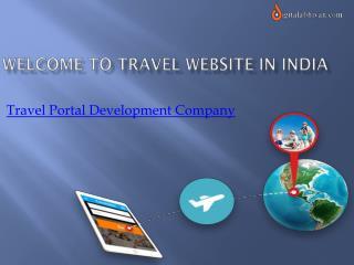 Build Travel Portal