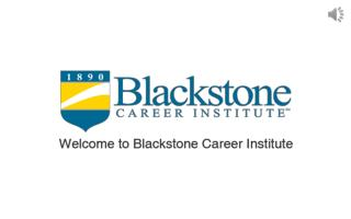 Online Education Programs for Military Members - Blackstone Career Institute