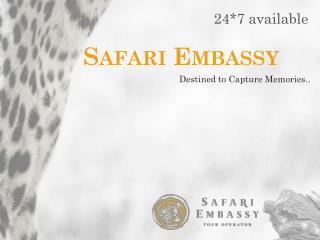 Safari Embassy tour operator