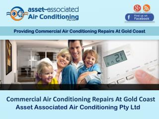 Providing Commercial Air Conditioning Repairs At Gold Coast