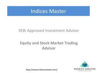 Equity and Stock Market Trading Advisor