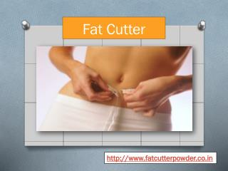 Fat Cutter Powder - A successive weight loss product