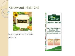 Buy Ayurvedic Hair Growth Oil Online - Indus Valley