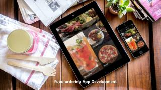 food ordering app development