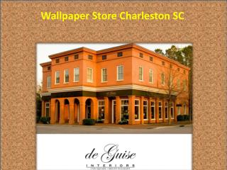 Wallpaper Store Charleston SC