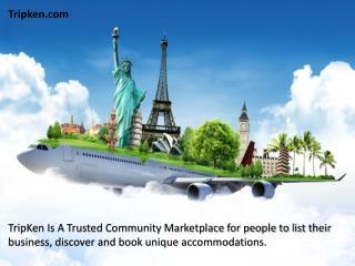 Tripken - Travel & Tourism