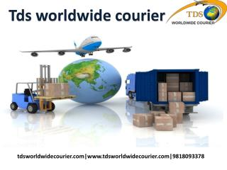 courier to usa from india | tdsworldwidecourier