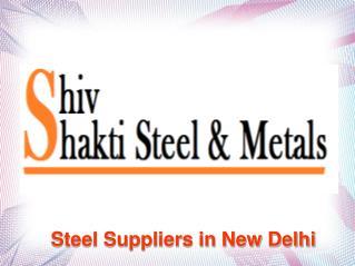 Best Steel Suppliers in new Delhi