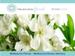 Melbourne Florist – Melbourne flower delivery