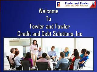 Choose Credit Report Repair