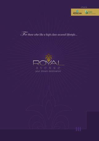 Royal avenue-Vilasa Group