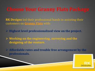Eminent Granny Flat Provider in Sydney