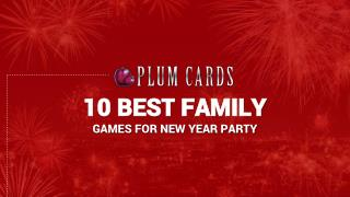 10 Best Family Games for New Year Party
