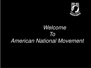 National Movement United States