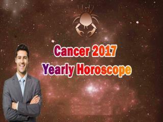 Cancer 2017 Astrology Forecasts | Free Yearly Horoscope 2017