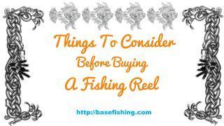 Top 5 Fishing Reels