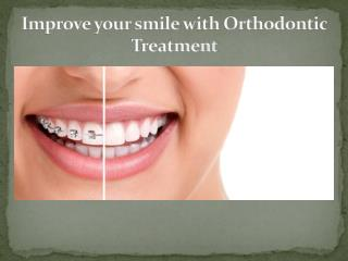 Why Orthodontic Treatment Necessary