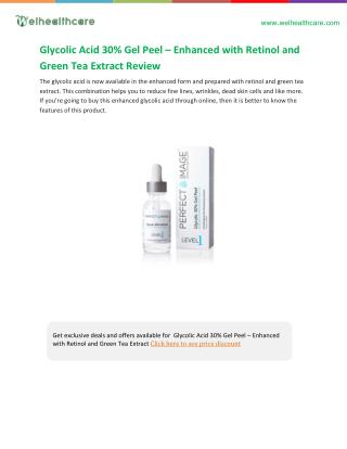 perfect image chemical peel buying guide