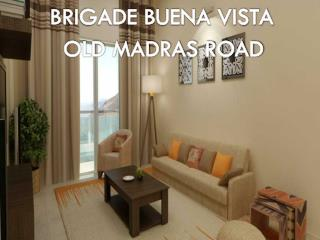 Call: ( 91) 9953 5928 48 Brigade Buena Vista | Old Madras Road, Bangalore