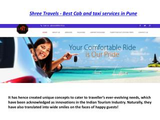 Best Online Cab and Taxi Services in Katraj Pune