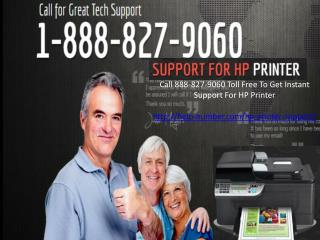 Call 888-827-9060 To Fix HP Printer Error