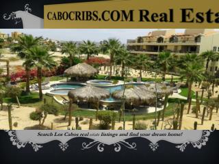 cabocribs.com Real Estate PPT 2nd Jan