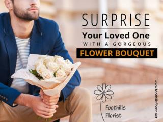 Gorgeous Flower Bouquet - A Pleasant Gift