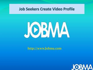 Create Video Resume Profile