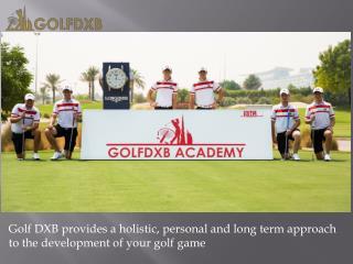 Dubai Golf Academy