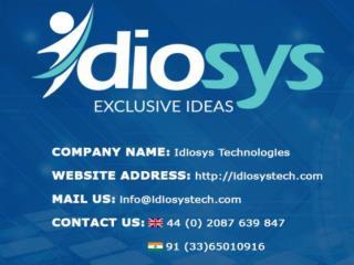 Idiosys- Best app development company in UK & worldwide