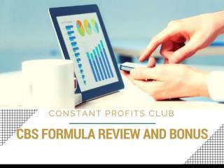 CBS Formula