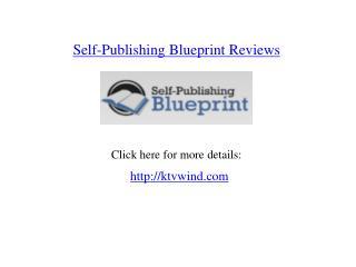 Self-Publishing Blueprint Reviews