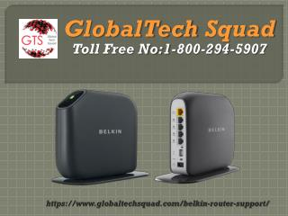 Belkin Router Support Call Toll Free 1-800-294-590