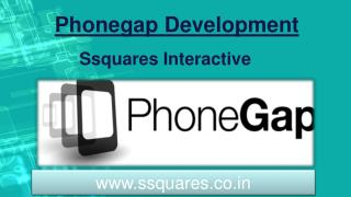Phonegap Development