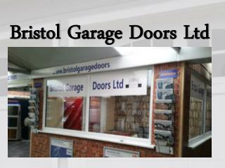 Get Up & Over Door Repairs Specialist at Bristol Garage Doors