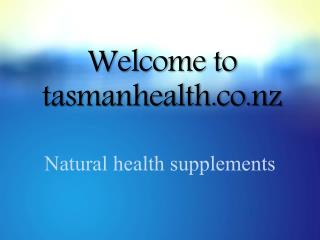 tasmanhealth.co.nz | NOW Foods Inulin Powder