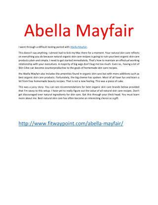 http://www.fitwaypoint.com/abella-mayfair/