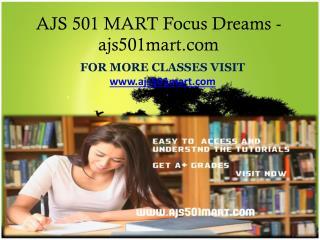 AJS 501 MART Focus Dreams-ajs501mart.com