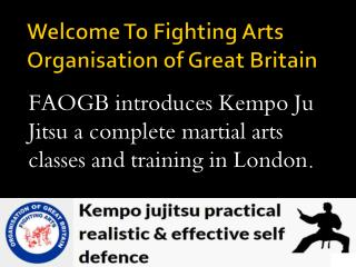 Complete Martial Art Training in London