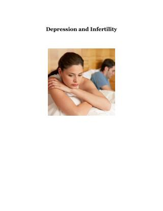 Depression and Infertility