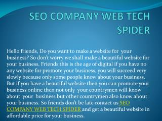 Best seo services in Delhi, India