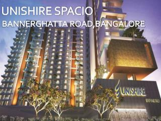 Call: ( 91) 9953 5928 48 and Book Now | Unishire Spacio, Bangalore