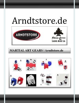 Martial Arts Gear |Arndtstore.de