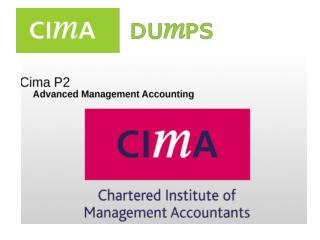 Cima P2 Exam PDF Dumps Question  - Cimadumps.us