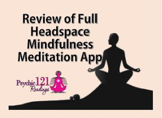 Full Headspace Mindfulness Meditation App Review