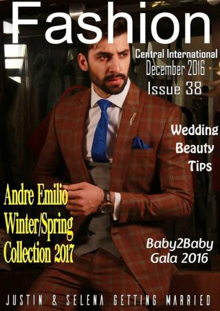 Fashion Central International December Issue 2016