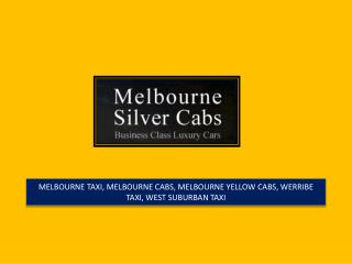 Convenient and Relaxing Airport Transfers in Melbourne by Melbourne Cabs