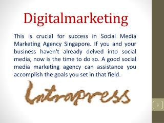 Digital Advertising Agency Singapore
